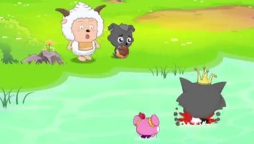 喜羊羊与灰太狼之洋洋得意喜羊羊 第二季