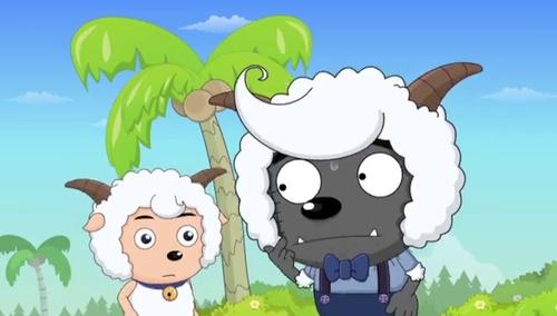 喜羊羊与灰太狼之洋洋得意喜羊羊番外篇