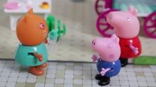 【<B>小猪</B><B>佩奇</B>玩具故事】<B>佩奇</B>和乔治的恶作剧