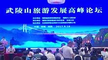 """武陵山旅游发展<B>高峰</B>论坛举行 专家建言:加快培育低空旅游 让旅游产业""""飞""""起来"""