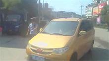 中南五省交通整治行动 隆回查获一辆超载假校车