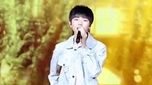 【TFBOYS】王俊凯十七岁生日会《绿光》