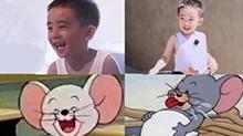 陈小春Jasper上演《猫和老鼠》流口水篇:是小可爱本人没错了!