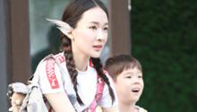 妈超:黄圣依霍思燕齐晒二胎?