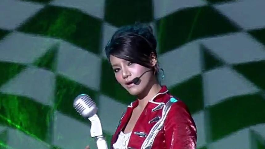 09快乐女声全国总决赛决战之夜