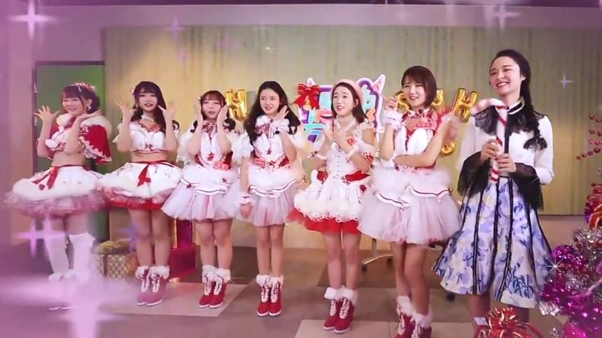SNH48圣诞礼物大派送