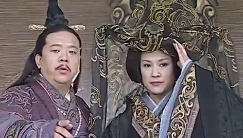 吕不韦秘密迎接赵姬和赵政