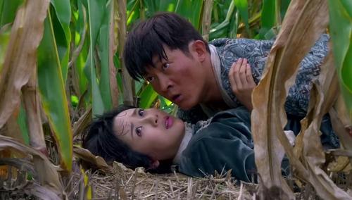 吴若云高粱地里被夺吻