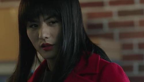 陈诗羽把林涛打扮成女人被谭局撞个正着,场面一度很尴尬