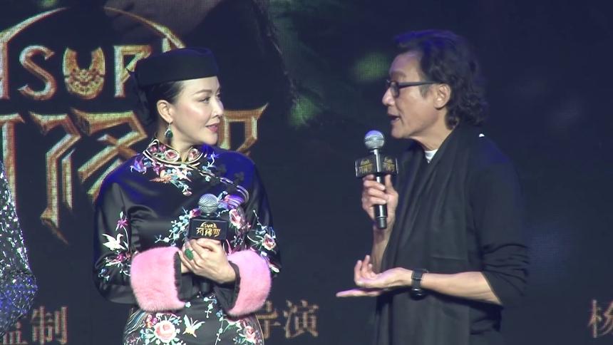 刘嘉玲出演从影以来最难角色
