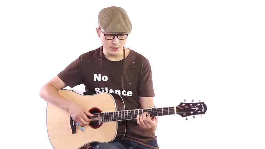 简单好听指弹吉他曲谱集一
