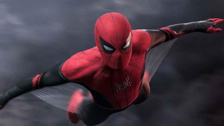 蜘蛛侠告别漫威宇宙之作